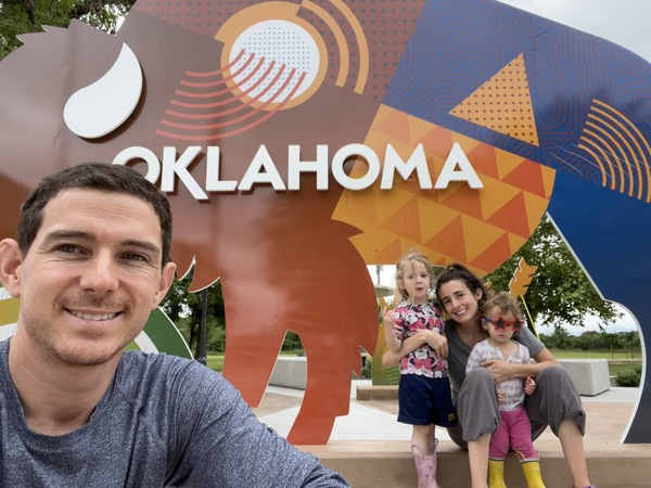 🐃 A fun pit-stop in Oklahoma