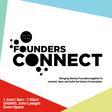 Founders Connect | Tue 1st June, 6pm | GridAKL/John Lysaght, corners of Pakenham W and Halsey Streets, Auckland