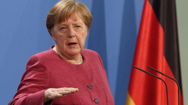 """Merkel mahnt bei Corona Verantwortungsbewusstsein an: """"Besiegt haben wir das Virus noch nicht"""""""