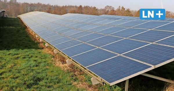 Ahrensbök: Weil Solarparks boomen, wurden Regeln für den Bau erarbeitet
