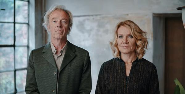 Marie-Laure Timmich et Klaus Sieg forment le duo « Les Maries » (Jörg Böthling)