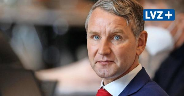 Hausdurchsuchung bei Björn Höcke – Verdacht wegen Volksverhetzung