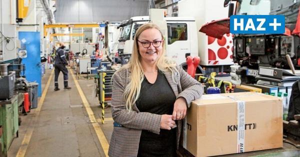 Kirsten Krone leitet die größte kommunale Werkstatt Deutschlands
