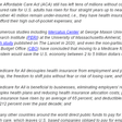 Resolution in Support of Medicare For All