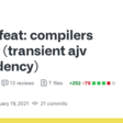 feat: compilers factory (transient ajv dependency) by Eomm · Pull Request #2862 · fastify/fastify · GitHub