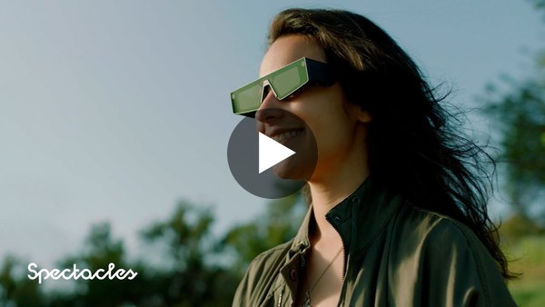 Introducing the Next Generation of Spectacles   Snap Partner Summit 2021