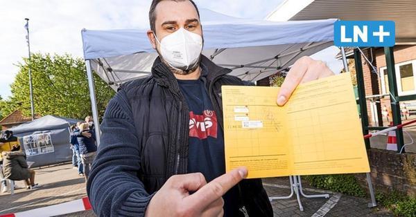Impftag in Elmenhorst: Die ersten kamen um 5.30 Uhr
