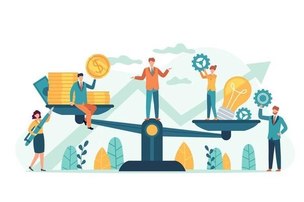 Balancing #biglaw innovation by measuring Innovation per Partner | by Rob Saccone | May, 2021 | Medium