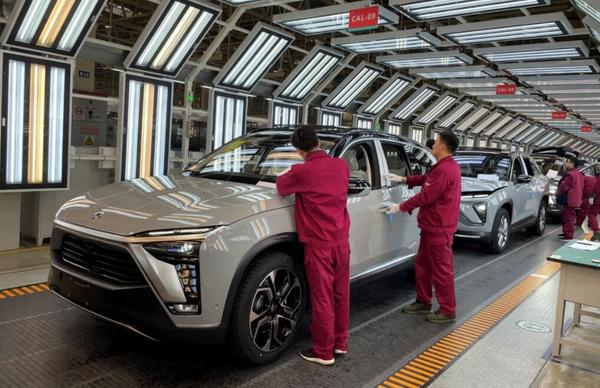 NIO renews contract with JAC, annual capacity to be doubled to 240,000 units - CnEVPost