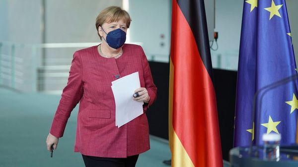 """Angela Merkel: """"Diese Pandemie wird nicht die letzte sein"""""""