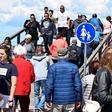 Zu voll: Polizei Wunstorf rät erneut von Besuch in Steinhude ab