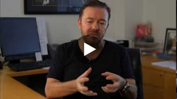 Ricky Gervais Write About Things You Know
