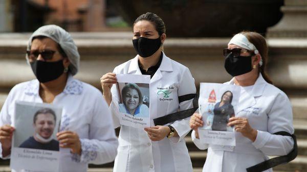 WHO-Schätzung: weltweit 115 000 Pflegekräfte an Corona gestorben