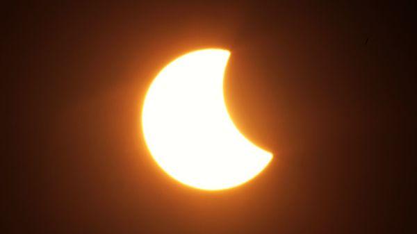 Ringförmige Sonnenfinsternis im Juni: Himmelsspektakel auch in Deutschland sichtbar
