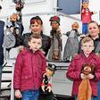 Brieselang: Lichtblick für gestrandete Puppenspieler-Familie Maatz
