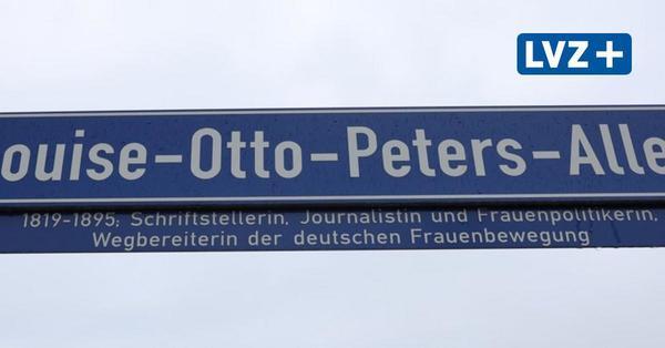 Leipzig: Mehr weibliche Straßennamen für die Stadt im Sinne der Gleichberechtigung
