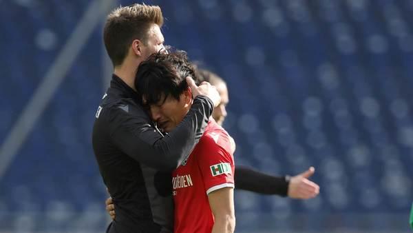 """""""Vermisse Hannover jetzt schon"""": 96-Spielmacher Haraguchi zieht es in die Bundesliga - Sportbuzzer.de"""
