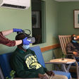 How virtual reality tech is helping seniors cope with isolation and depression