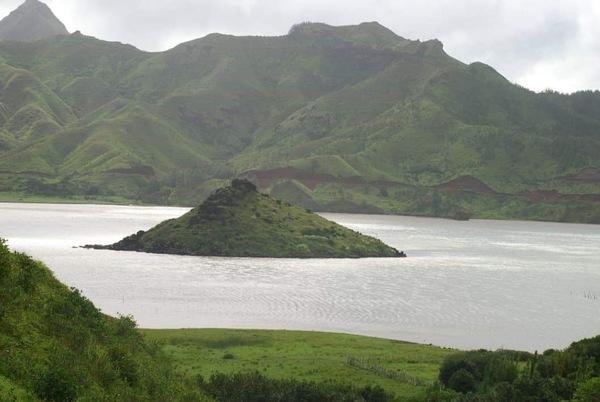 Ilot du Tapui dans la baie (Droits réservés)