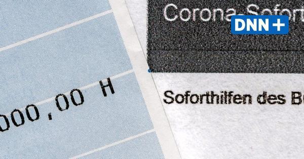 Anträge auf Corona-Hilfe sind in Sachsen nur noch digital möglich