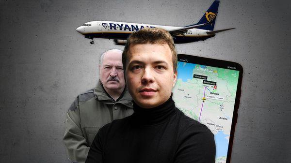 Wie der belarussische Geheimdienst Roman Protassewitsch aufspürte