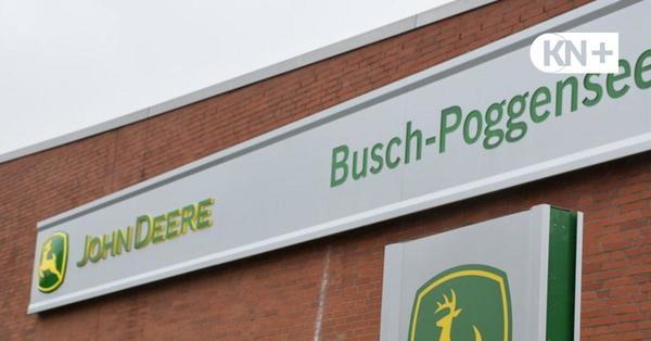 Lütjenburg/Dätgen: John Deere verstößt Busch-Poggensee