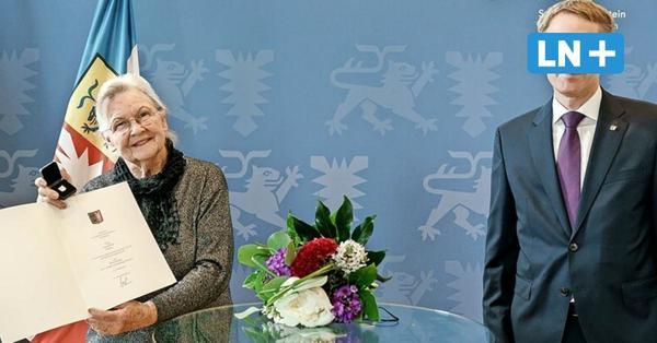 Ratekau: Ingrid Doll mit Ehrennadel ausgezeichnet