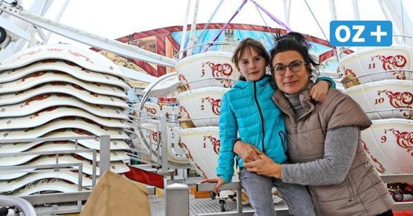 Freudentränen in Warnemünde: Das Hanse Rad dreht sich wieder
