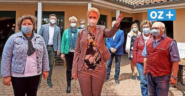 Manuela Schwesigs Öffnungsplan für MV:Tourismus und Kultur schnell auf