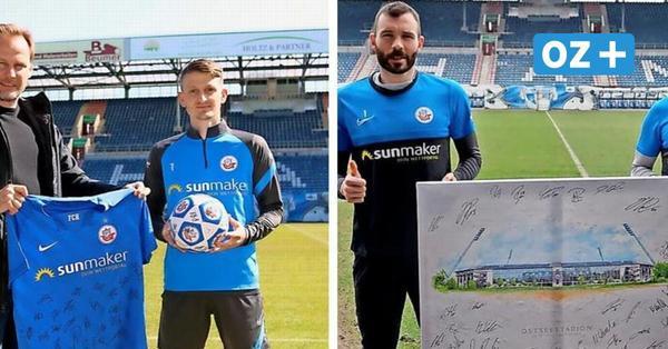Hansa-Fans aufgepasst: So kommt ihr an signierte Fanartikel
