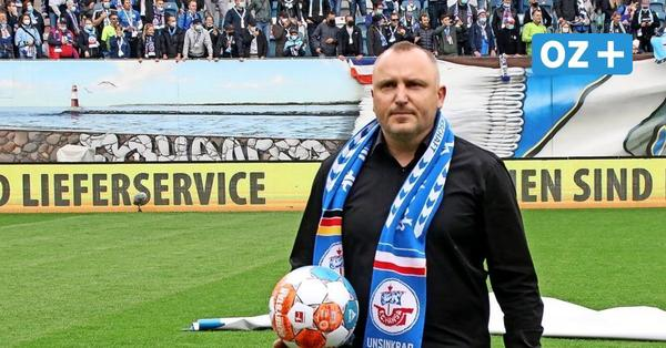 Hansa Rostock in der 2.Liga: Robert Marien über Finanzen, Spieler, Investitionen