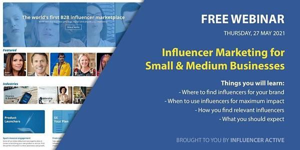 Influencer Marketing for Small & Medium Business | 5:00 AM