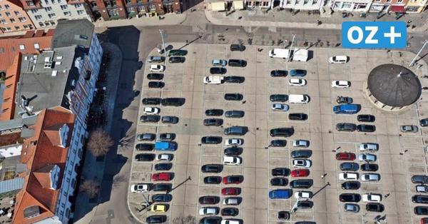 Stralsund: Warum sich die Parkregeln auf dem Neuen Markt ändern