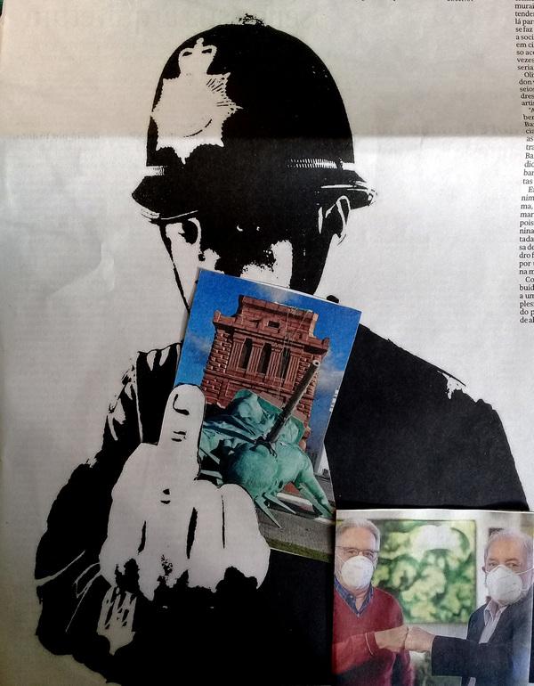 Lula e FCH em nova colab que chacoalha o mundo das intervenções artísticas