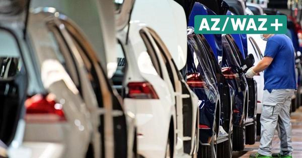 Gutes Zeichen: Volkswagen sucht mehrere hundert Ferienjobber