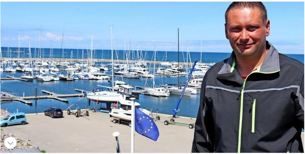 Kühlungsborn: Neuer Hafenmeister im Bootshafen