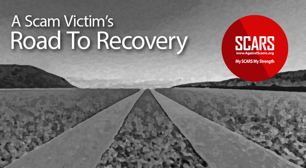 What Does Recovery Mean For A Scam Victim? [Updated] | Never Be Ashamed