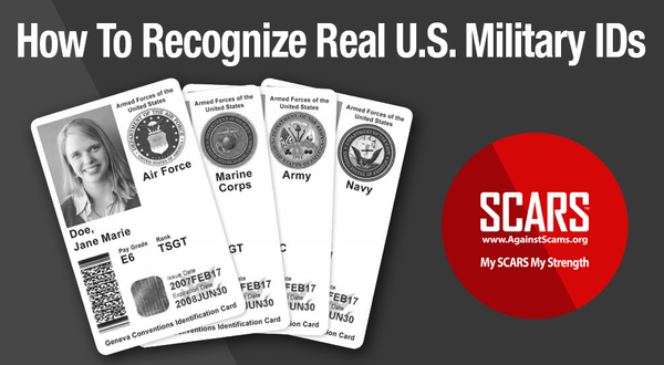 How To Spot Fake United States Military ID Cards | SCARS - Guides