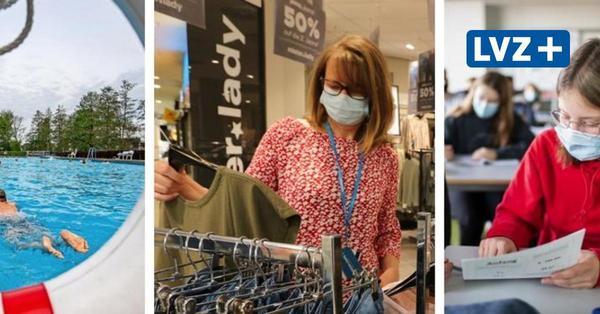 Freibäder, Handel, Schule: Sachsen will Corona-Maßnahmen weiter lockern