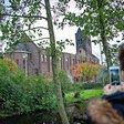 Blijdschap: antennes mobiele telefonie niet in polder, maar terug naar de kerktoren