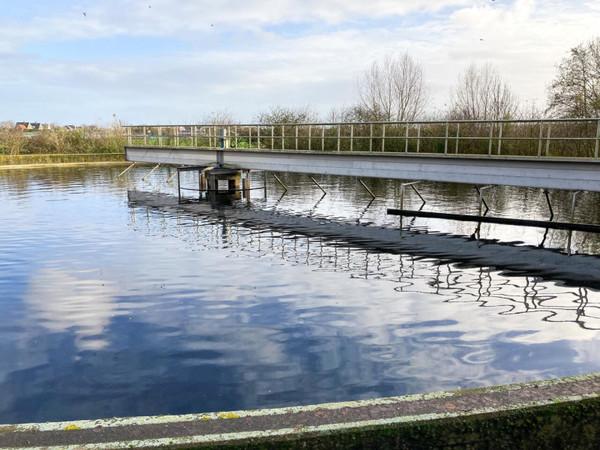 Gunning afgegeven voor uitbreiden capaciteit afvalwaterzuivering