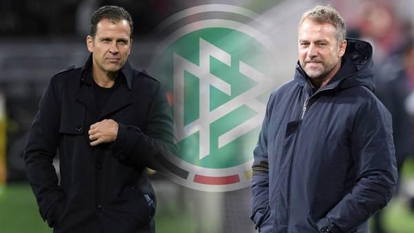 Oliver Bierhoff erklärt: Darum ist Hansi Flick der perfekte Bundestrainer - neuer DFB-Coach nennt Pläne