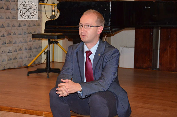 Marcin Kędzierski is a chief expert at the Centre for Analysis of the Jagiellonian Club, a conservative think tank based in Cracow. Photo: private.