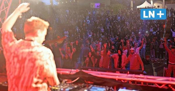 Konzert von Felix Jaehn auf der Freilichtbühne verlief ohne Zwischenfälle