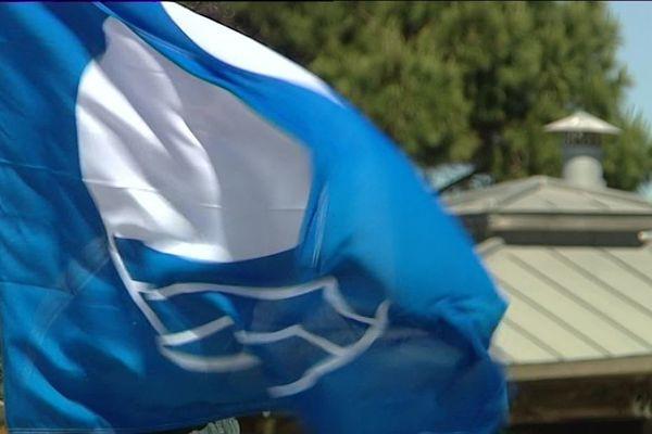 Huit sites des Hauts-de-France récompensés d'un Pavillon bleu - Zwemwater krijgt eco-label