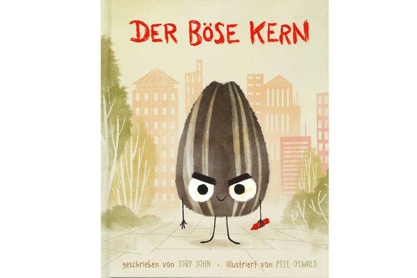 """Cover des Buches """"Der böse Kern"""", erschienen im adrian Verlag"""
