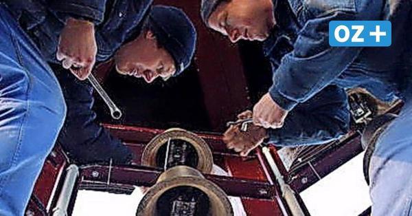Grimmener will Glockenspiel auf dem Rathausturm erweitern
