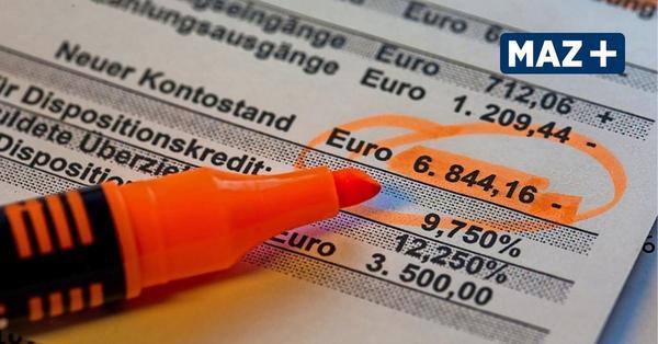 Brandenburg will hohe Dispo-Zinsen kappen
