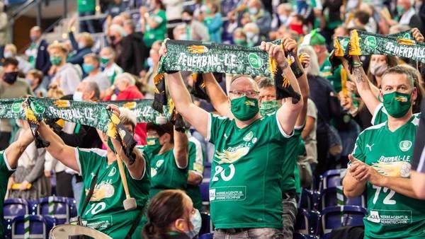 Offiziell: SC DHfK Leipzig darf gegen THW Kiel vor Fans spielen - Sportbuzzer.de