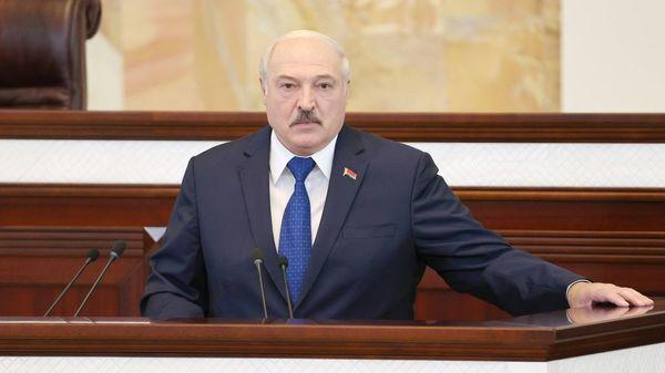"""Lukaschenko: """"Das ist kein Kalter Krieg mehr, das ist ein Eiskrieg"""""""